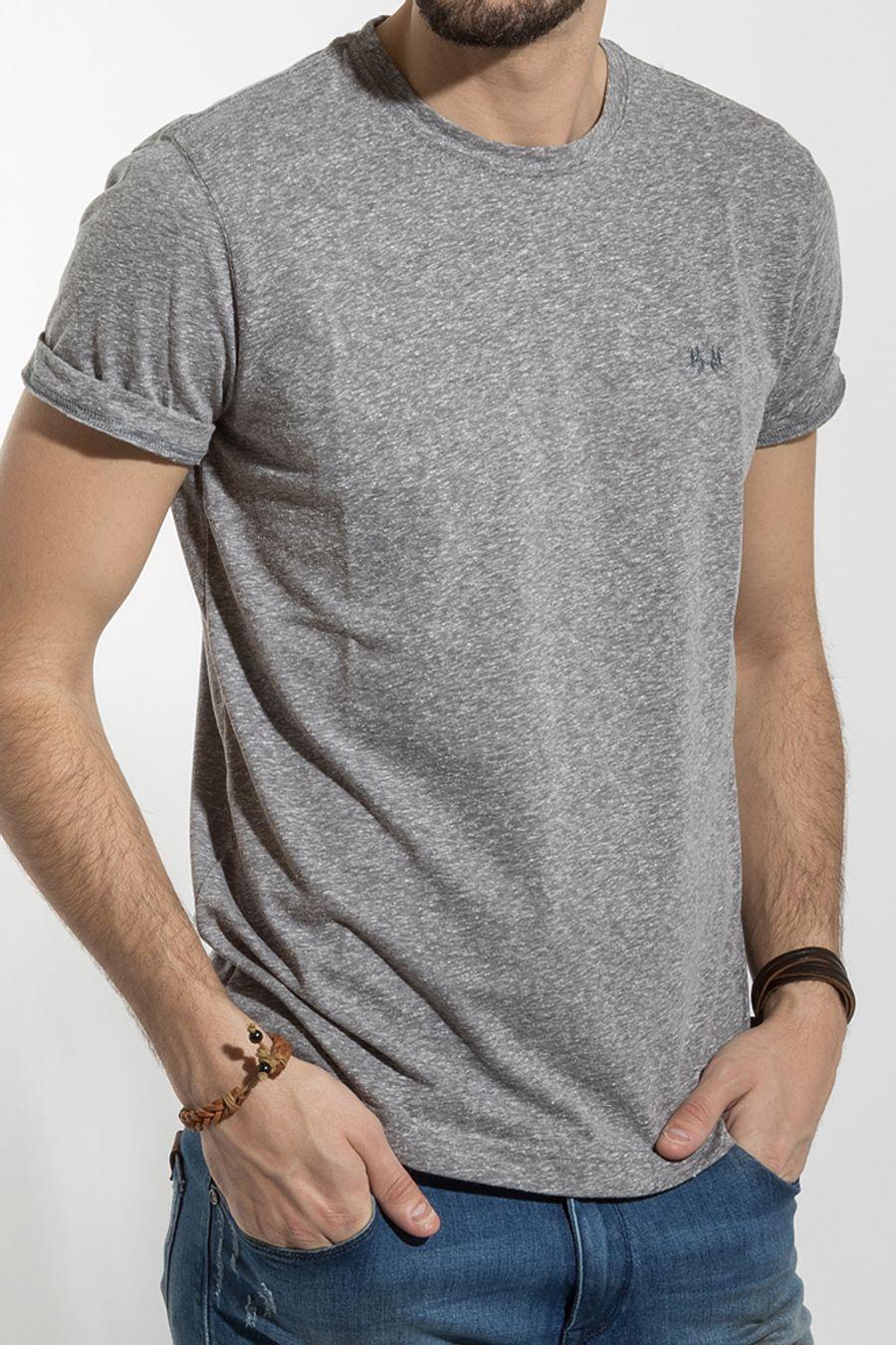T-Shirt-C-Neck-Flame