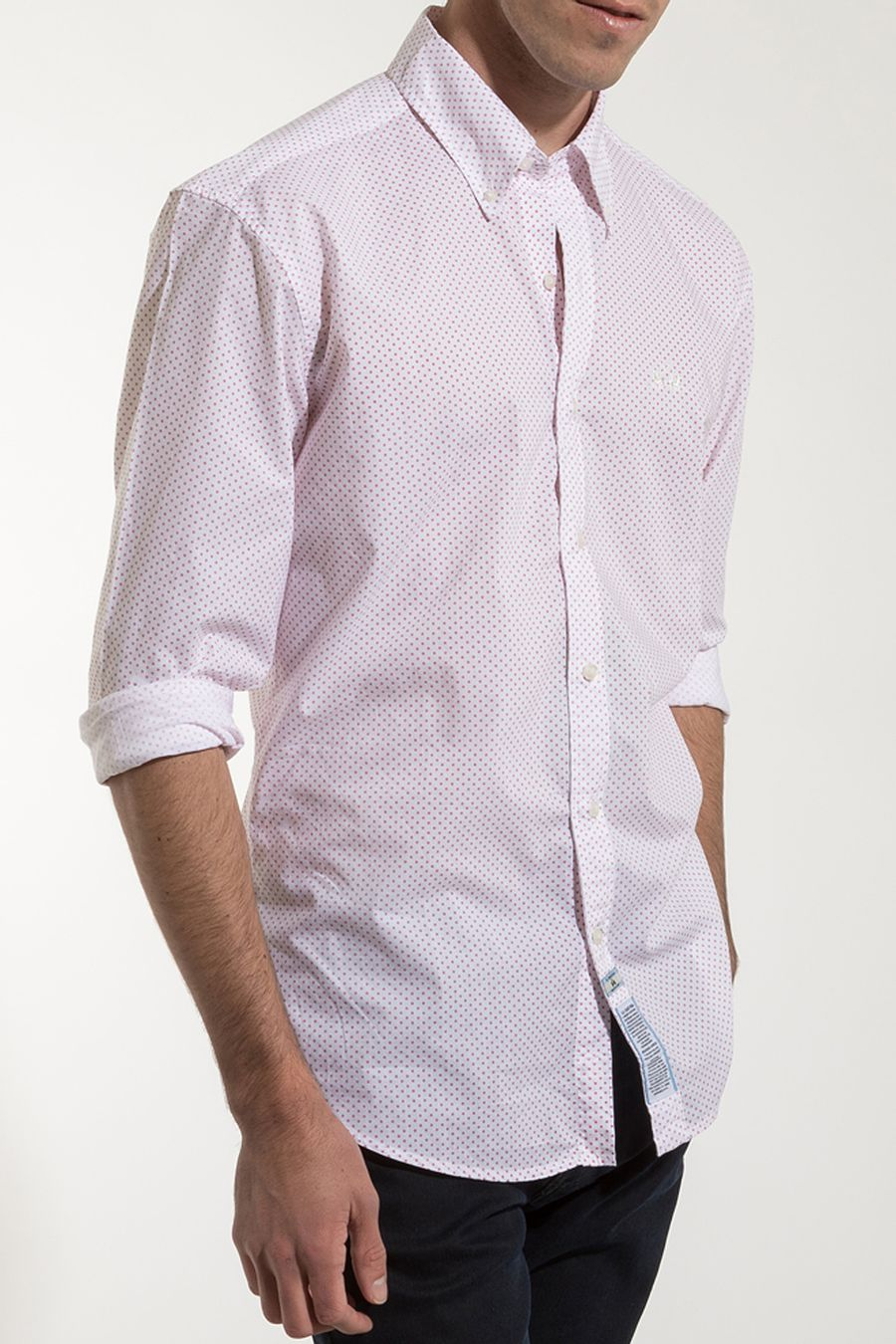 CAMISA-FANTASIA-BOTTOM-DOWN-ROURKE-MICROPRINT