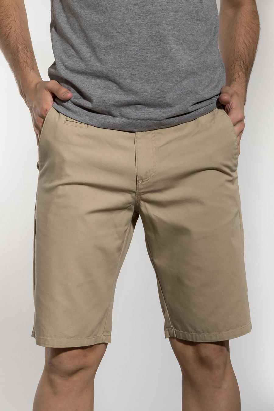 BERMUDA-BE-BASIC-KHAKI