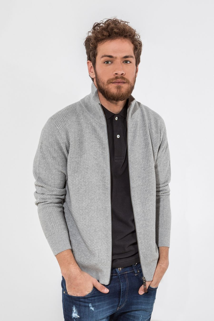 SWEATER-ML-FULL-FZ-MAX-S19-GREY-953-