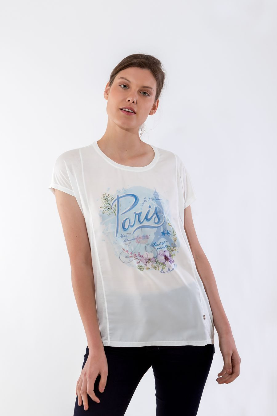 T-SHIRT-PARIS