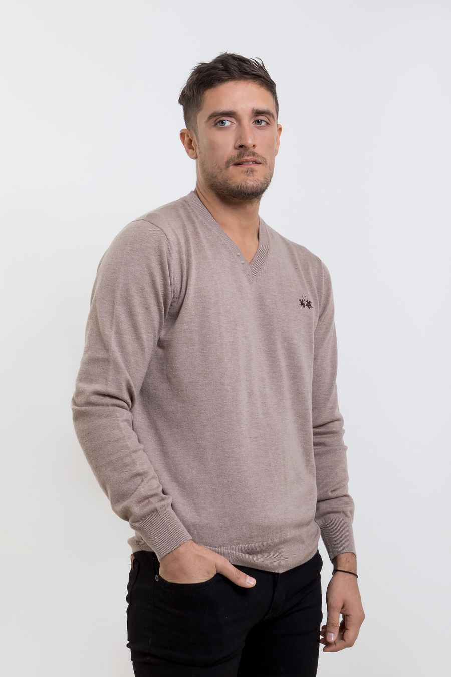 SWEATER-MERINO