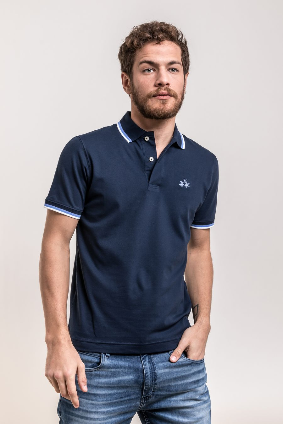 POLO-RIMON-NAVY