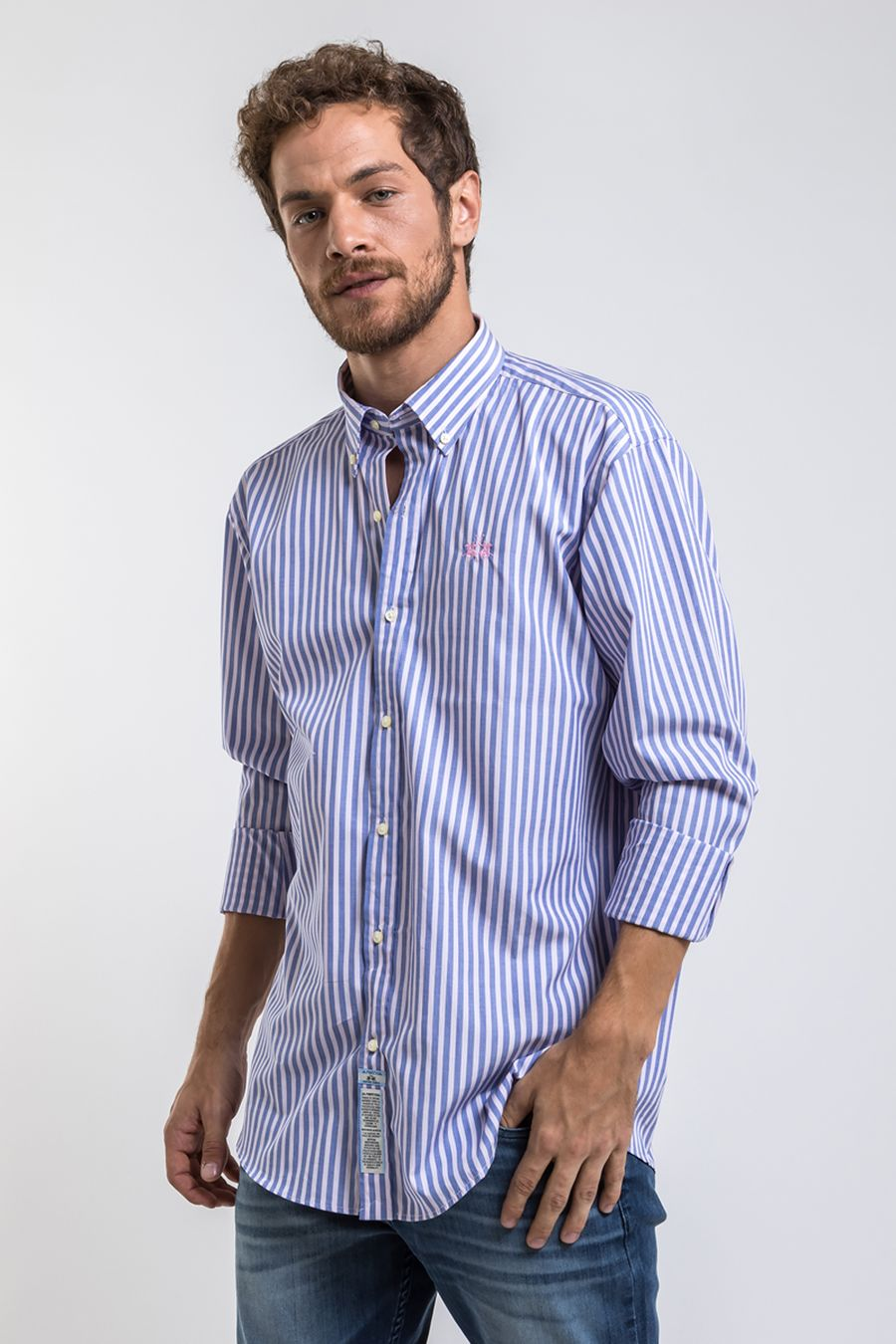 CAMISA-FANTASIA-REGULAR-ML-ROMANTIC