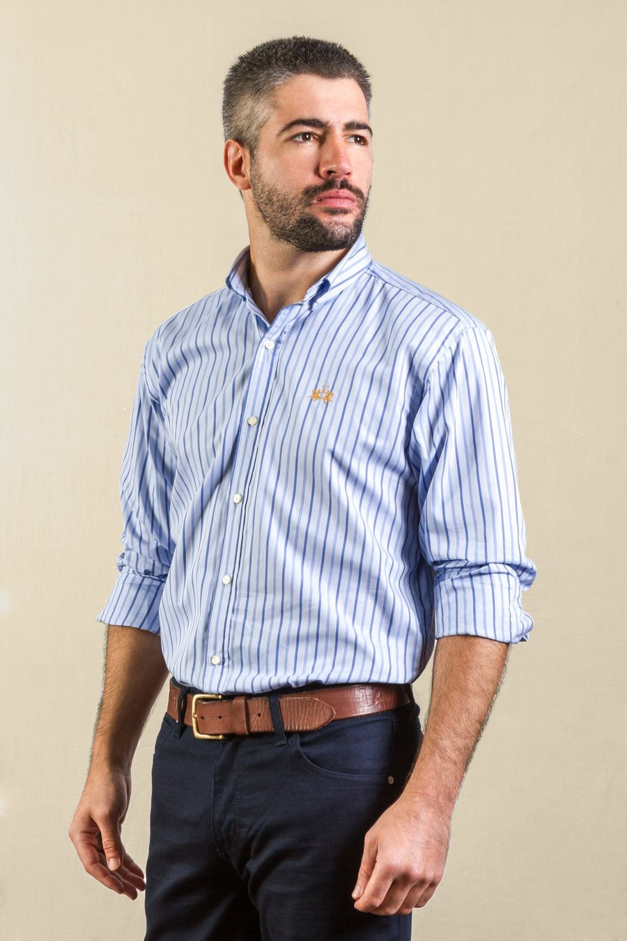 CAMISA-FANTASIA-REGULAR-ML-ROMANO