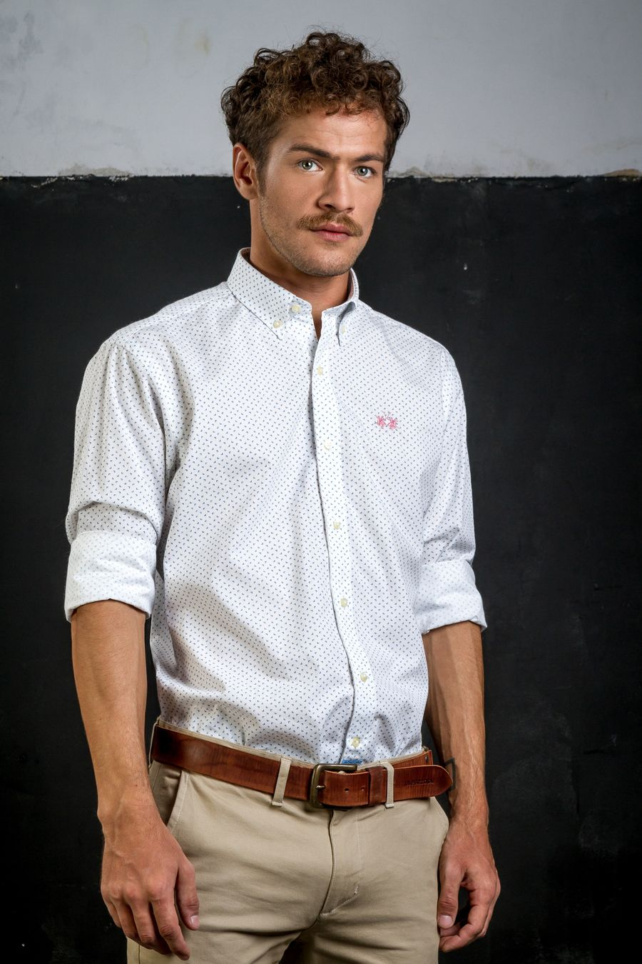 CAMISA-FTSIA-REGULAR-ML-ROLO-BLANCO